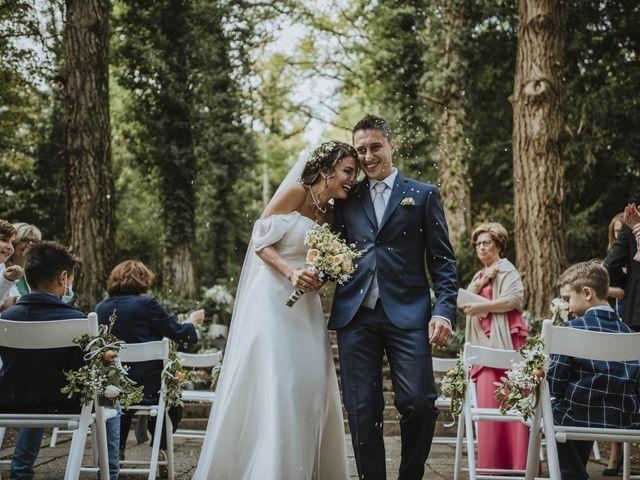 Il matrimonio di Marco e Martina a Rovolon, Padova 41