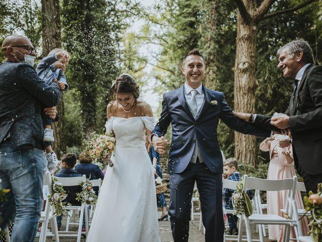 Il matrimonio di Marco e Martina a Rovolon, Padova 42