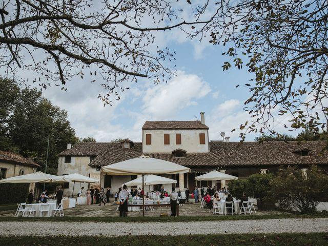 Il matrimonio di Marco e Martina a Rovolon, Padova 49