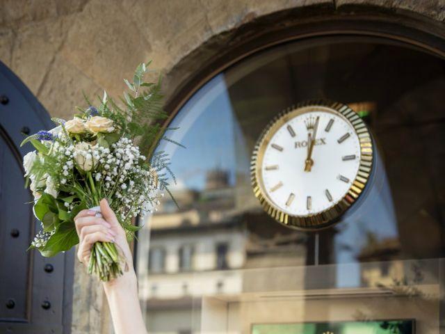 Il matrimonio di Simone e Emilia a Impruneta, Firenze 12