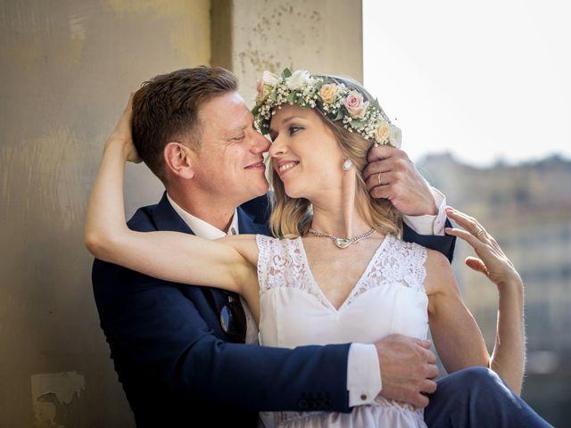 Il matrimonio di Simone e Emilia a Impruneta, Firenze 20