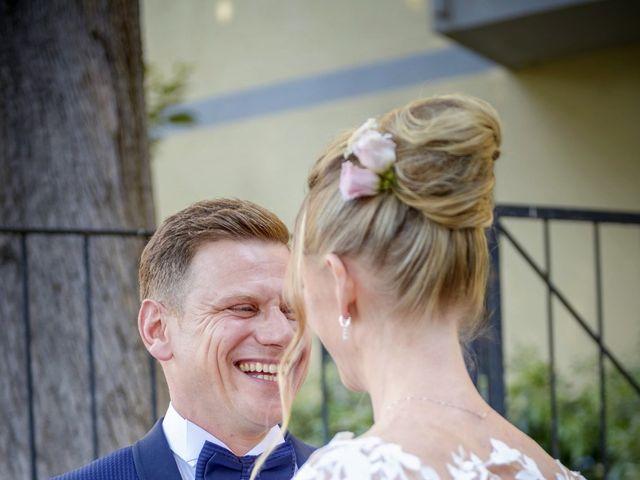 Il matrimonio di Simone e Emilia a Impruneta, Firenze 21