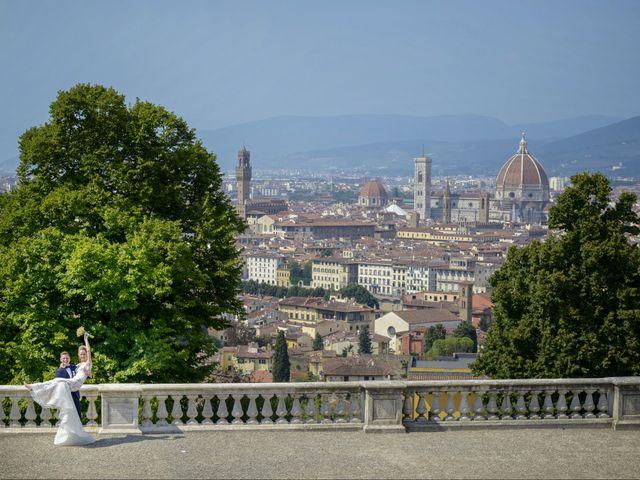 Il matrimonio di Simone e Emilia a Impruneta, Firenze 23