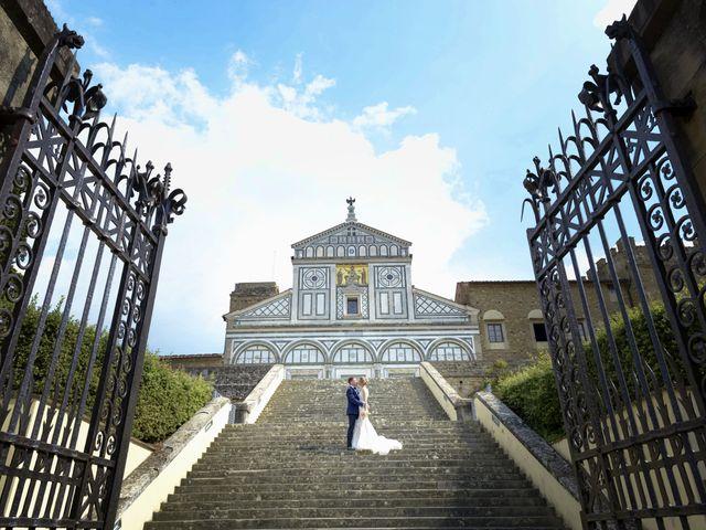 Il matrimonio di Simone e Emilia a Impruneta, Firenze 25