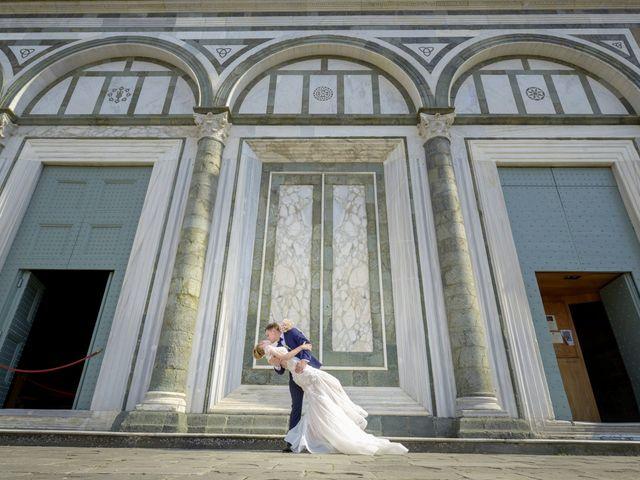 Il matrimonio di Simone e Emilia a Impruneta, Firenze 26