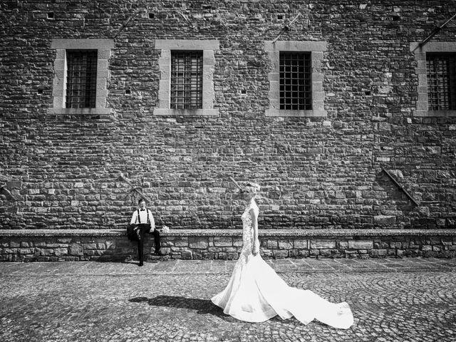 Il matrimonio di Simone e Emilia a Impruneta, Firenze 28