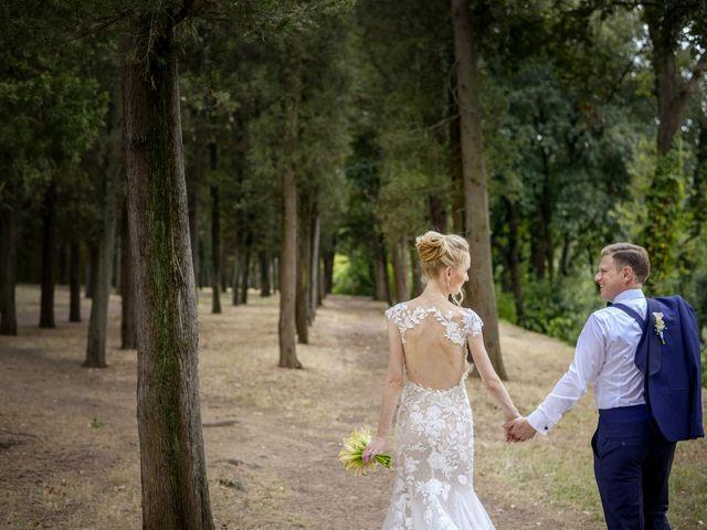 Il matrimonio di Simone e Emilia a Impruneta, Firenze 29