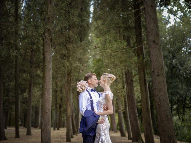 Il matrimonio di Simone e Emilia a Impruneta, Firenze 31