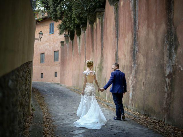 Il matrimonio di Simone e Emilia a Impruneta, Firenze 32