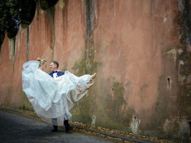 Il matrimonio di Simone e Emilia a Impruneta, Firenze 35