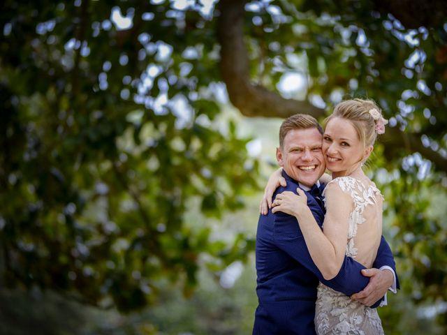 Il matrimonio di Simone e Emilia a Impruneta, Firenze 37