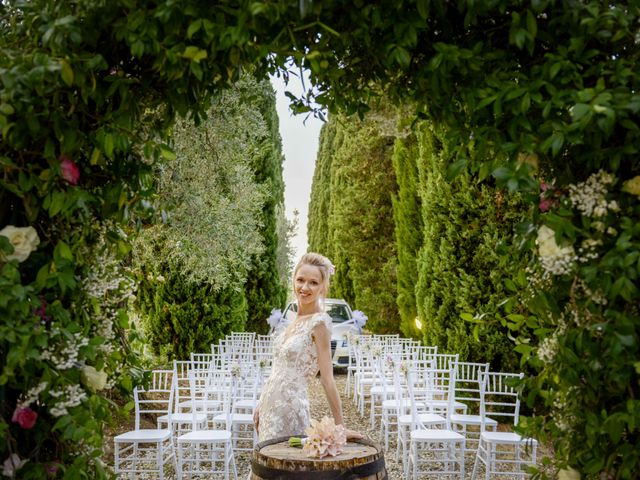 Il matrimonio di Simone e Emilia a Impruneta, Firenze 40