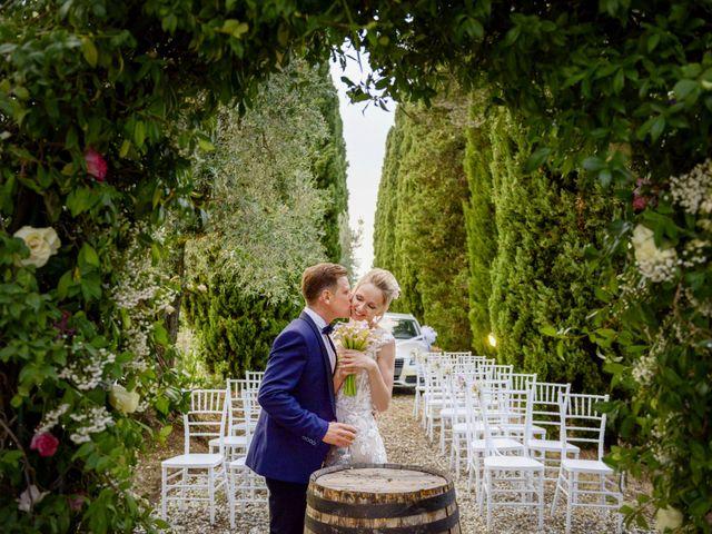 Il matrimonio di Simone e Emilia a Impruneta, Firenze 41