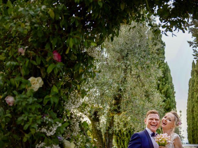 Il matrimonio di Simone e Emilia a Impruneta, Firenze 42