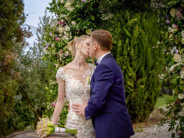 Il matrimonio di Simone e Emilia a Impruneta, Firenze 43