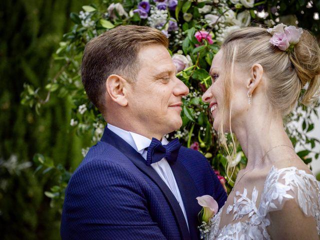 Il matrimonio di Simone e Emilia a Impruneta, Firenze 45
