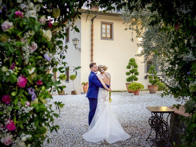 Il matrimonio di Simone e Emilia a Impruneta, Firenze 46