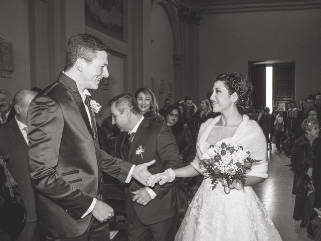 Il matrimonio di Isabella e Dario a Albairate, Milano 16