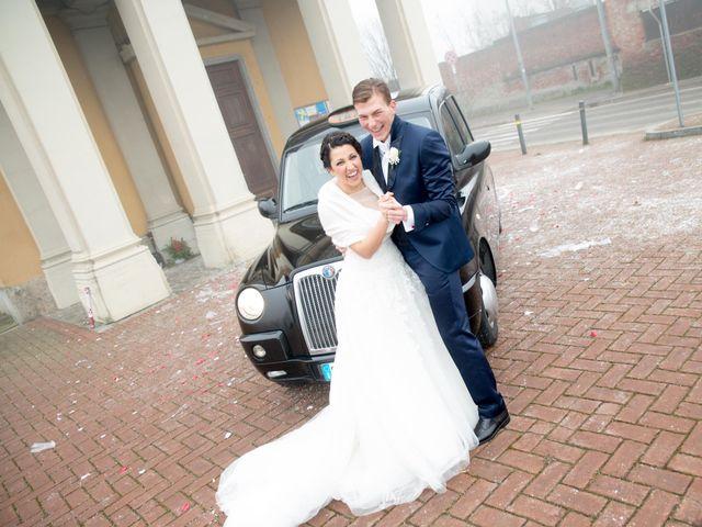 Il matrimonio di Isabella e Dario a Albairate, Milano 18