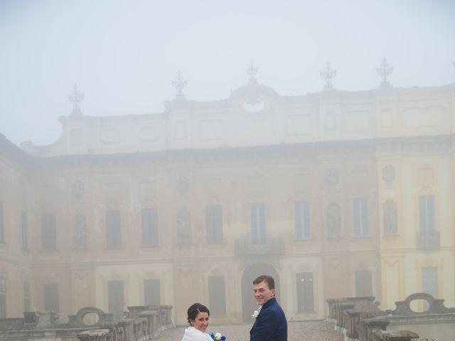Il matrimonio di Isabella e Dario a Albairate, Milano 19