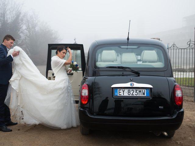 Il matrimonio di Isabella e Dario a Albairate, Milano 21