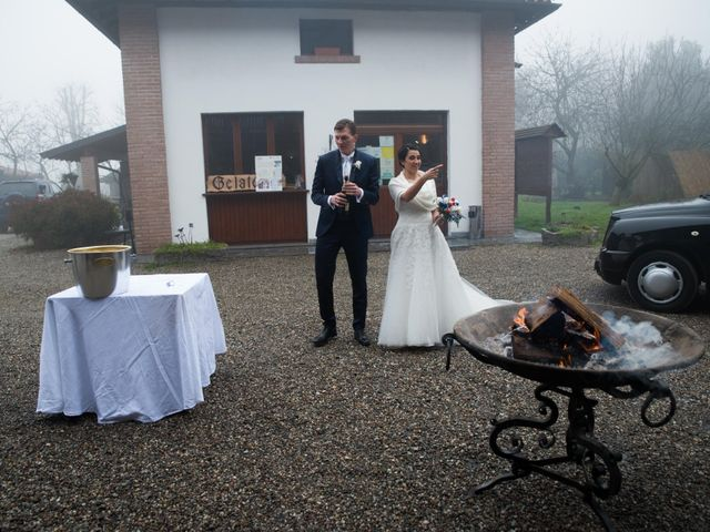 Il matrimonio di Isabella e Dario a Albairate, Milano 22
