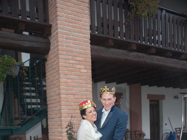 Il matrimonio di Isabella e Dario a Albairate, Milano 25