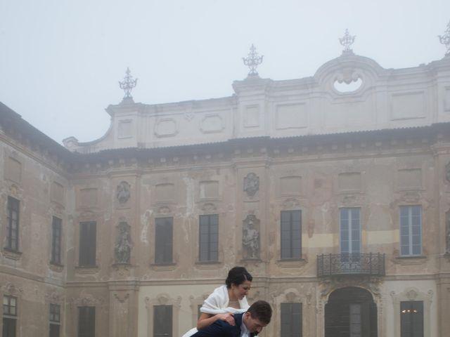 Il matrimonio di Isabella e Dario a Albairate, Milano 48