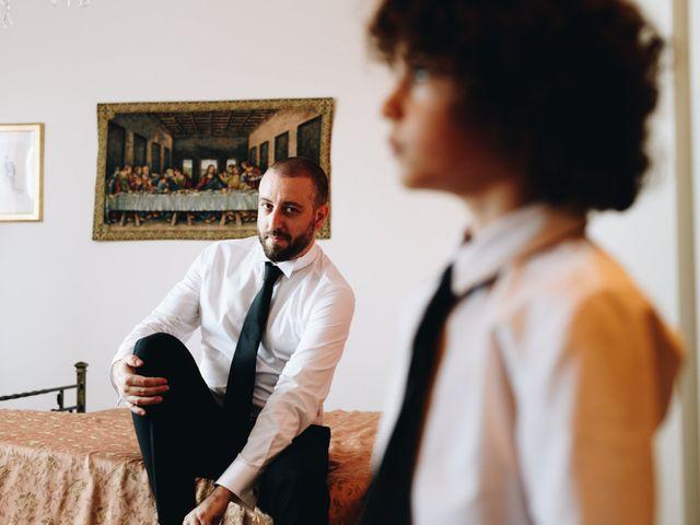 Il matrimonio di Agnese e Fabio a Portovenere, La Spezia 20