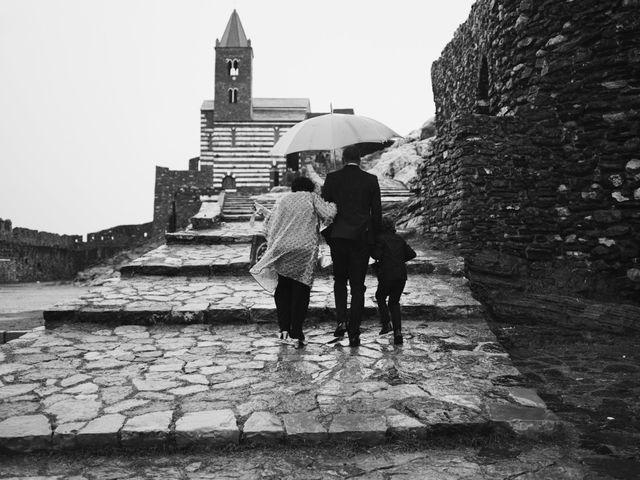 Il matrimonio di Agnese e Fabio a Portovenere, La Spezia 33