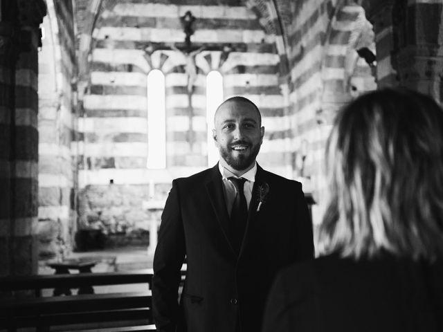 Il matrimonio di Agnese e Fabio a Portovenere, La Spezia 35