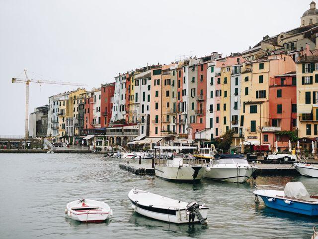 Il matrimonio di Agnese e Fabio a Portovenere, La Spezia 38