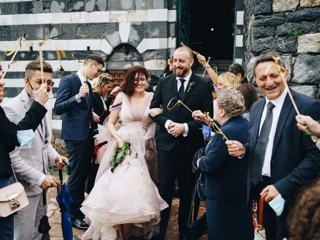 Il matrimonio di Agnese e Fabio a Portovenere, La Spezia 56