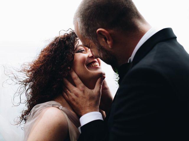 Le nozze di Fabio e Agnese