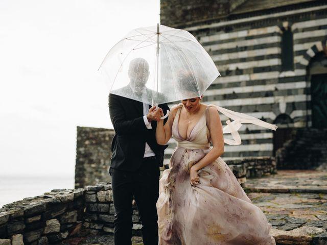 Il matrimonio di Agnese e Fabio a Portovenere, La Spezia 68