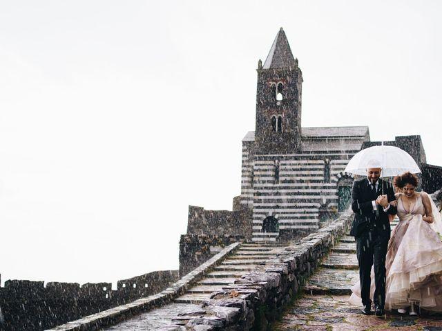 Il matrimonio di Agnese e Fabio a Portovenere, La Spezia 69
