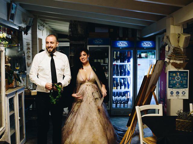 Il matrimonio di Agnese e Fabio a Portovenere, La Spezia 73