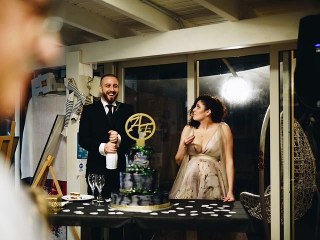 Il matrimonio di Agnese e Fabio a Portovenere, La Spezia 78