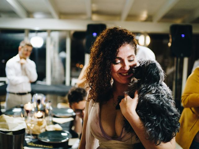 Il matrimonio di Agnese e Fabio a Portovenere, La Spezia 87