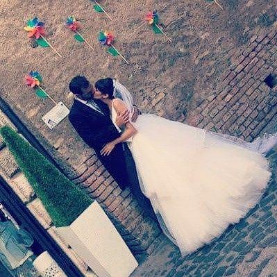 Il matrimonio di Andrea e Carlotta a Civita Castellana, Viterbo 3
