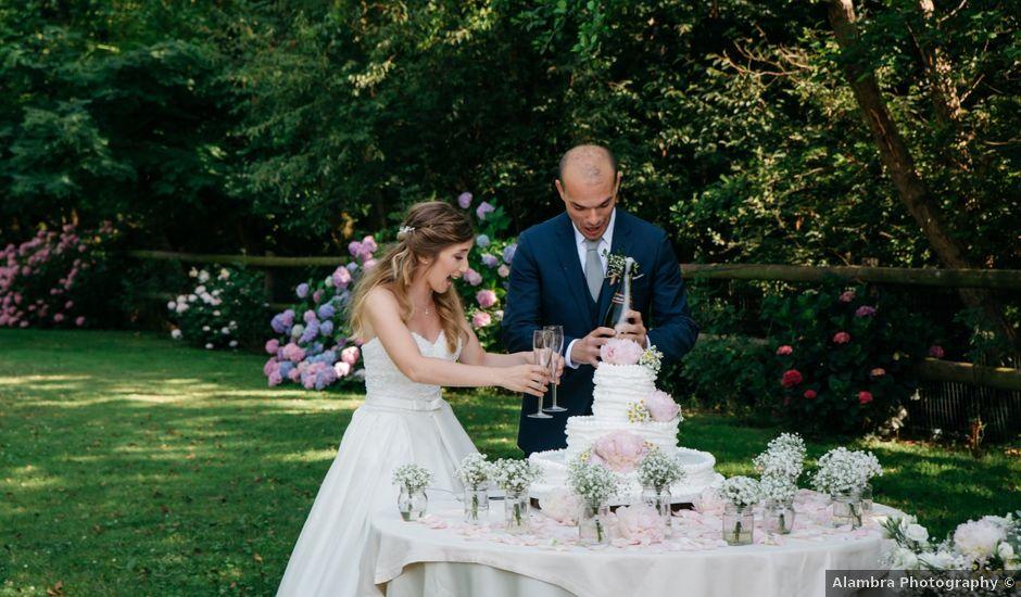 Il matrimonio di Andrea e Maria Giulia a Robecco sul Naviglio, Milano