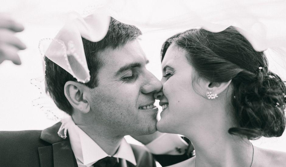 Il matrimonio di Marco e Francesca a Ceri, Roma
