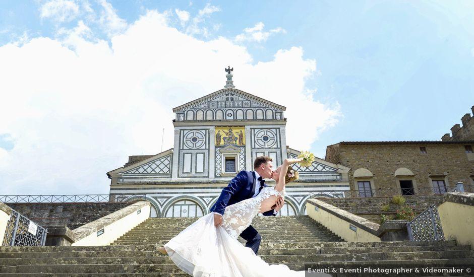 Il matrimonio di Simone e Emilia a Impruneta, Firenze