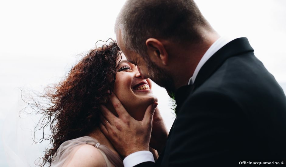 Il matrimonio di Agnese e Fabio a Portovenere, La Spezia