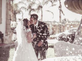Le nozze di Rosy e Giovanni