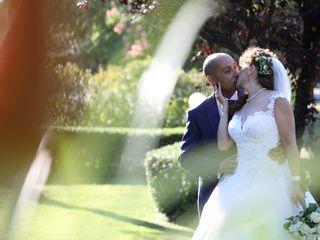 Le nozze di Ina e Cristian