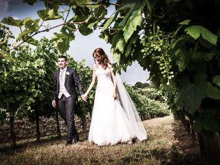 Le nozze di Nadia e Enrico