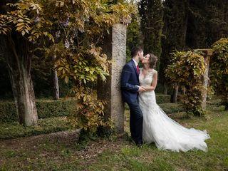 Le nozze di Carlotta e Corey