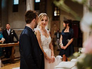 Le nozze di Carmen e Enrico