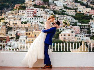Le nozze di Natalie e Nick 1